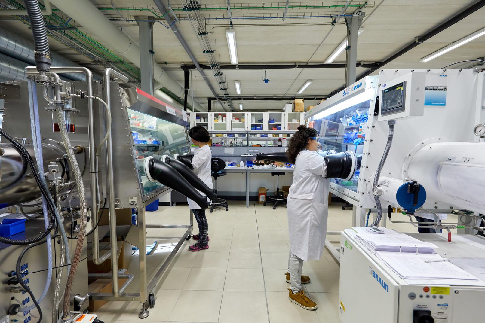 Electrochemical Storage