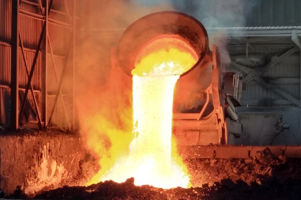 Waste heat recovery solution for molten slag in Sidenor Basauri