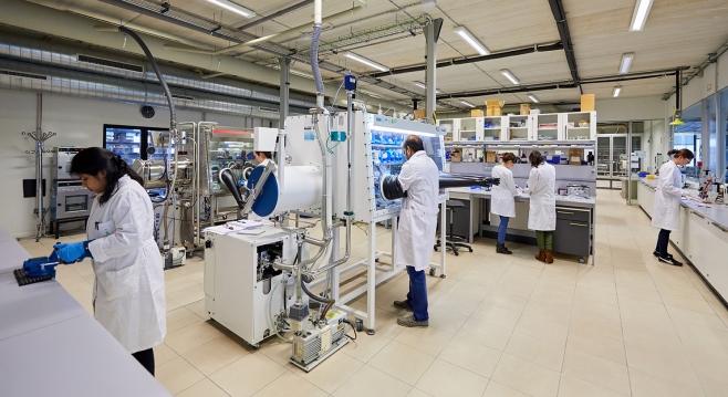 +10 laboratorios punteros