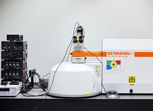 NANONICS & RENISHAW - NANONICS MULTIVIEW 2000 TERS WITH RAMAN SPECTROMETER