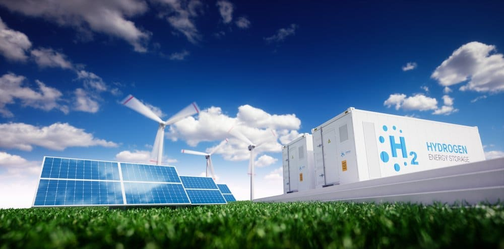 Renewable hydrogen roadmap and storage strategy