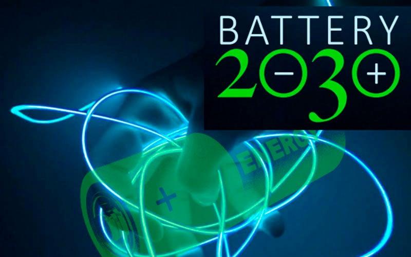 Battery 2030+ CIC energiGUNE