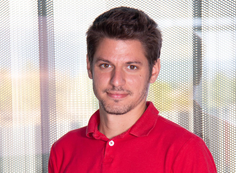 Carlos Berlanga, investigador de CIC energiGUNE