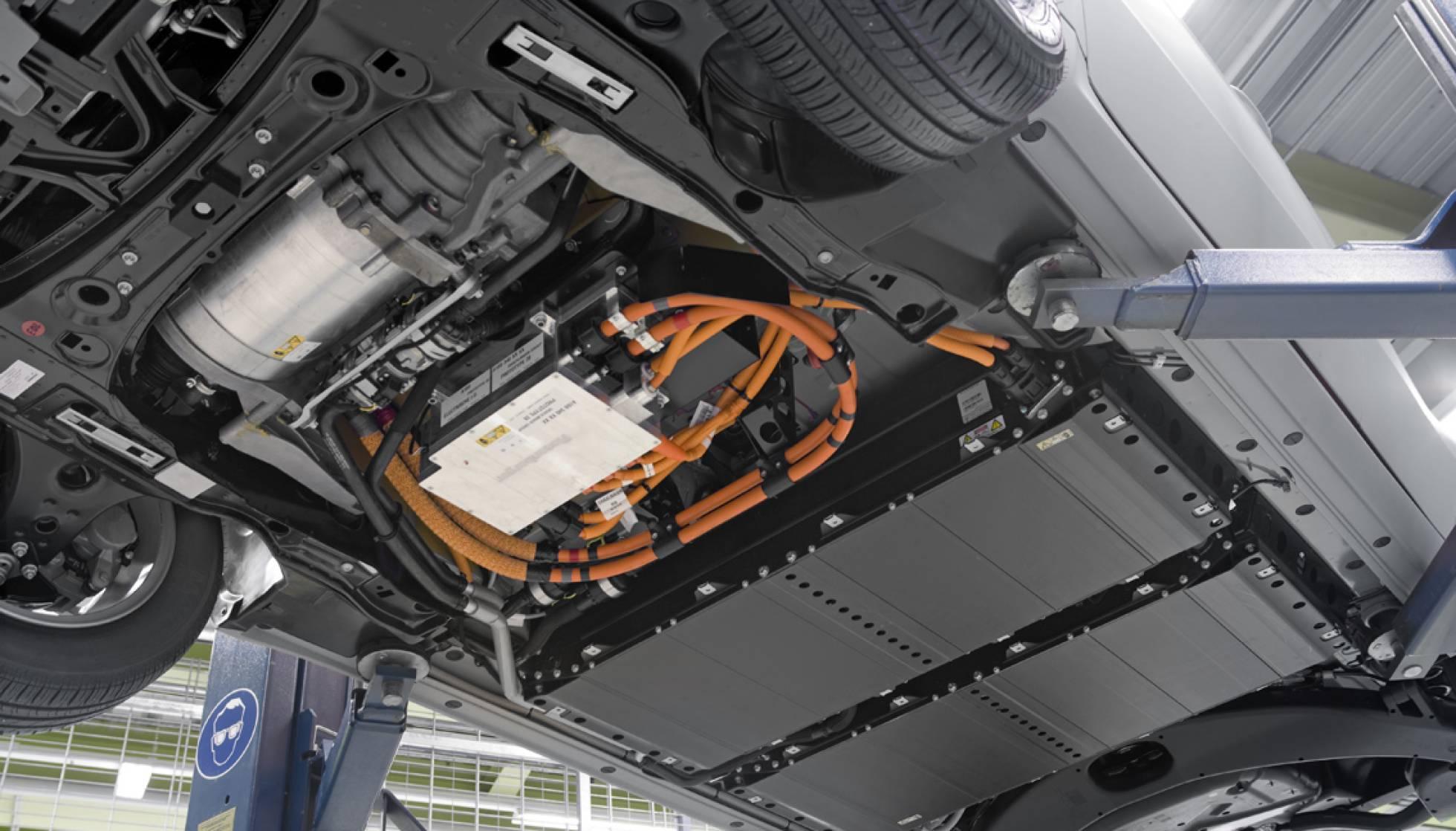 Baterías CIC energiGUNE