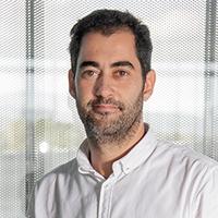 Daniel Carriazo, investigador de CIC energiGUNE