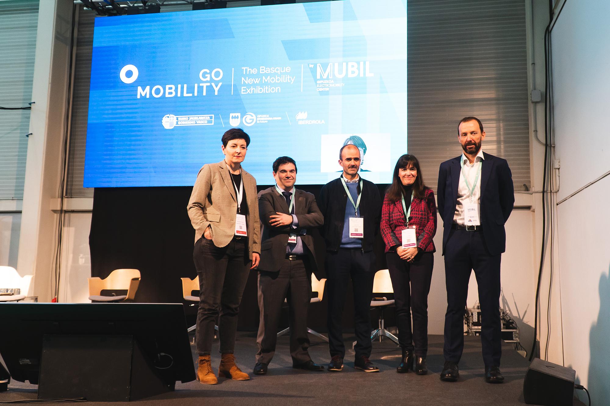 Round table Go Mobility CIC energiGUNE
