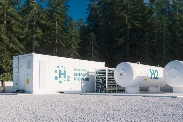 Hydrogen; an essential vector for the energy transition