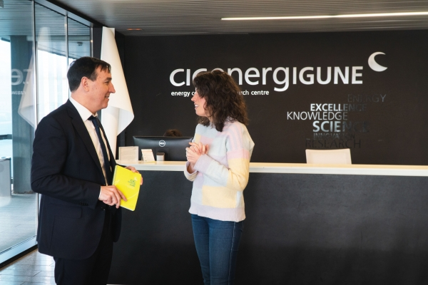 CIC energiGUNE ended 2019 in the Top 3 of the most important research centres in energy storage