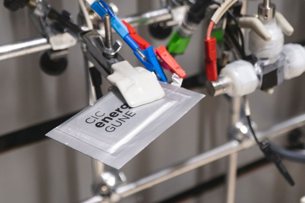CIC energiGUNE, hacia la era de las baterías de post-litio
