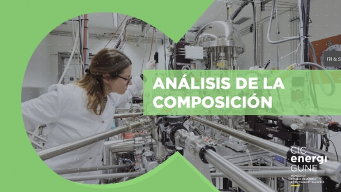Catalogue of the Composition Analysis of materials service