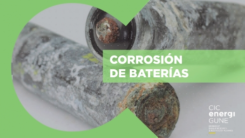Battery and supercaps corrosion service catalogue