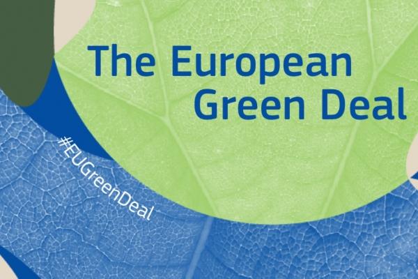 Green Deal deialdi berriaren kontsulta publikoa zabalik
