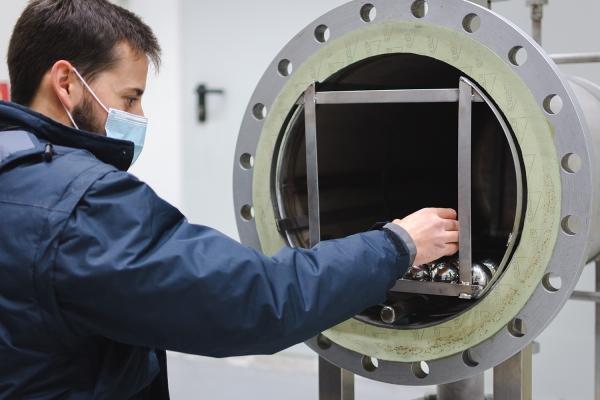 CIC energiGUNE trabaja en el desarrollo de nuevos materiales que triplican la capacidad de almacenamiento térmico de los acumuladores de agua caliente y vapor