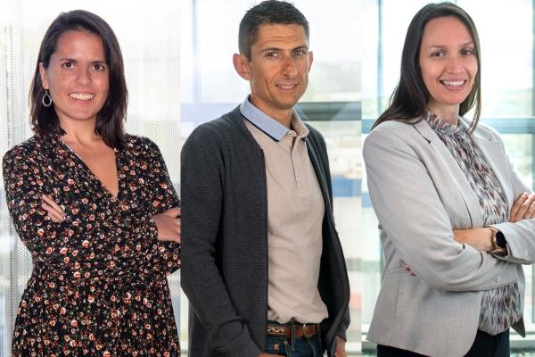 Tres investigadores de CIC energiGUNE, seleccionados para integrar el Grupo de Expertos de la Asociación Europea de Baterías (BEPA)
