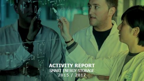 Memoria de actividad 2015-2017
