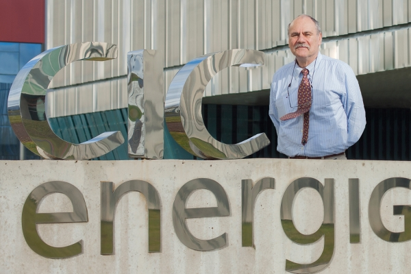 Michel Armand and CIC energiGUNE; a strong mutual commitment to solid-state batteries