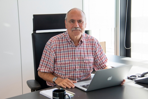 CIC energiGUNE researcher Michel Armand, included for the second consecutive year in the Highly Cited Researchers world list