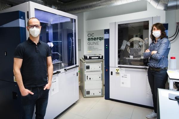 CIC energiGUNE investiga nuevos materiales que permitan desarrollar baterías de iones de sodio como alternativa sostenible a la tecnología de iones de litio