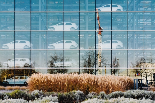 Major automakers behind gigafactory projects