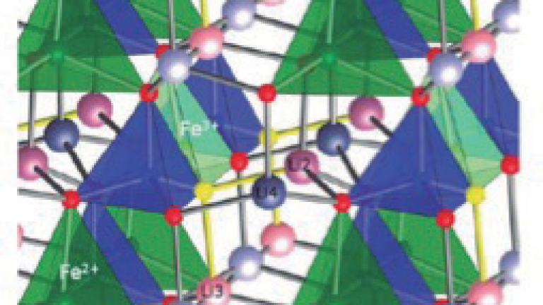 New high capacity materials based on transition metals of oxinitrides