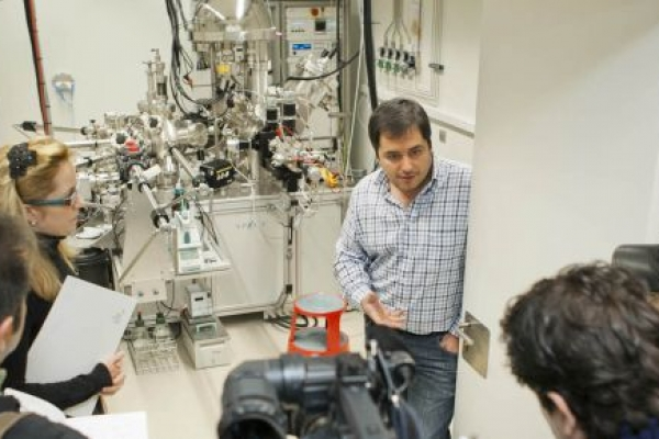 El País - First patent to store energy from CIC energiGUNE after seven months