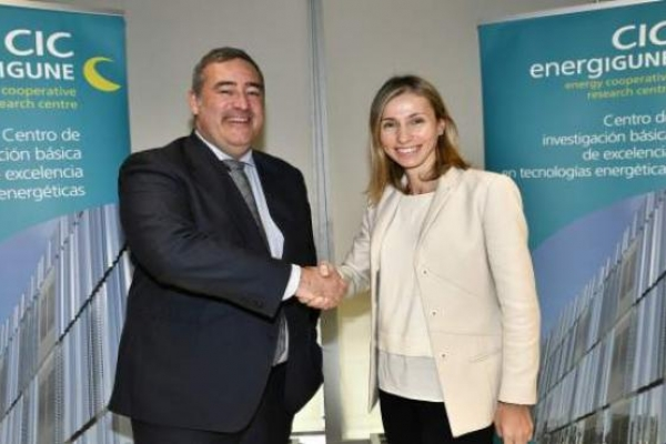 20 Minutos - Pilar González will chair the CIC energiGUNE on behalf of Iberdrola