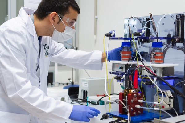 New materials for stationary energy storage applications
