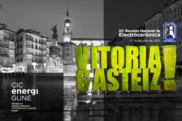 Vitoria-Gasteiz acoge la XV Reunión Nacional de Electrocerámica, de la mano de CIC energiGUNE