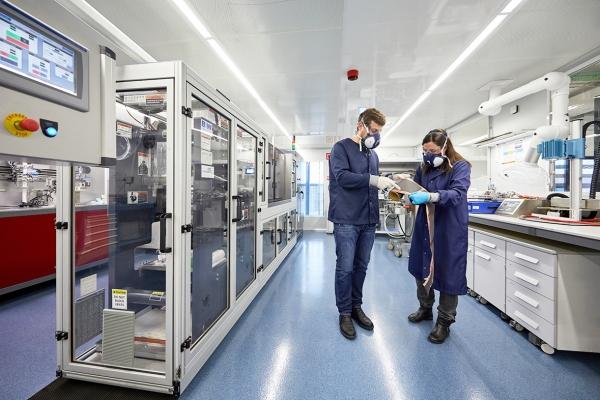 Supercapacitors made in CIC energiGUNE; the importance behind the prototype development