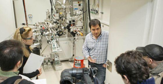 Primera patente CIC energiGUNE