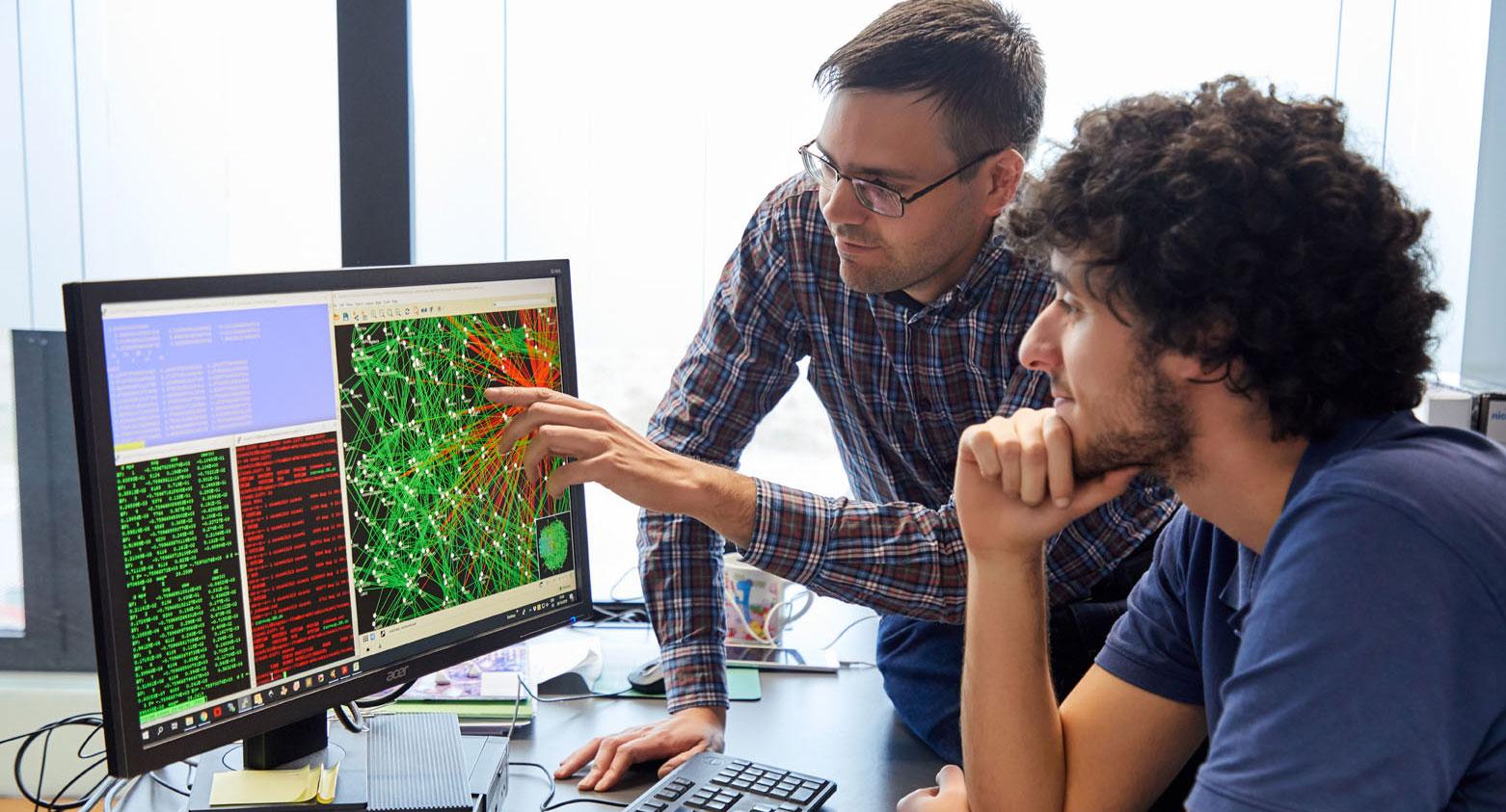 Material nanocompuesto para transferencia de calor