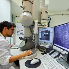Azken teknologiako laborategiak